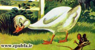 کتاب قصه مصور کودکانه اردک ناقلا برای بچه های ایپابفا (2)