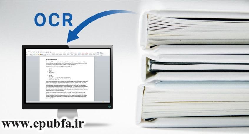 سفارش ocr و تبدیل پی دی اف به ورد توسط ایپابفا1