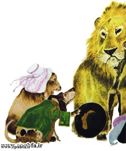کتاب مصور نوجوانان افسانه های لافونتن آسیابان و پسرش برای نوجوانان ایپابفا (5).jpg