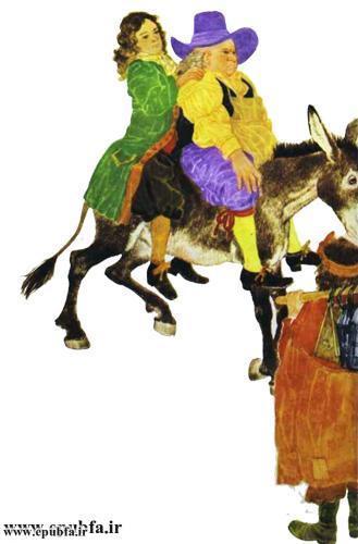 کتاب مصور نوجوانان افسانه های لافونتن آسیابان و پسرش برای نوجوانان ایپابفا (12).jpg