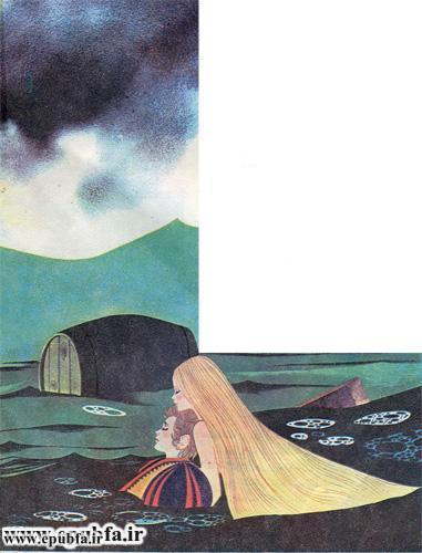 کتاب داستان مصور پری کوچک دریایی هانس کریستیان اندرسن برای نوجوانان ایپابفا (5).jpg