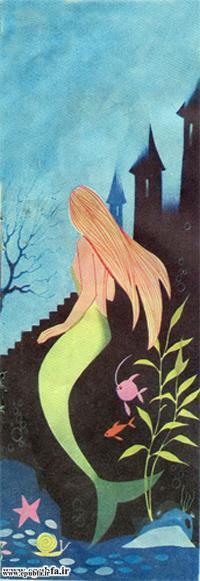 کتاب داستان مصور پری کوچک دریایی هانس کریستیان اندرسن برای نوجوانان ایپابفا (9).jpg