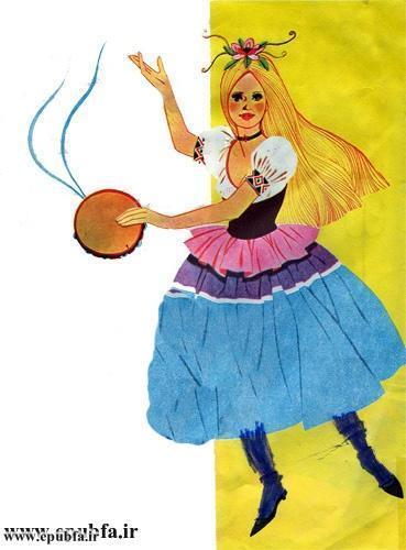 کتاب داستان مصور پری کوچک دریایی هانس کریستیان اندرسن برای نوجوانان ایپابفا (12).jpg