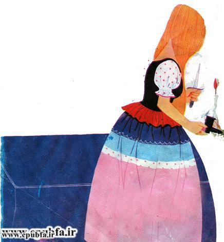 کتاب داستان مصور پری کوچک دریایی هانس کریستیان اندرسن برای نوجوانان ایپابفا (16).jpg