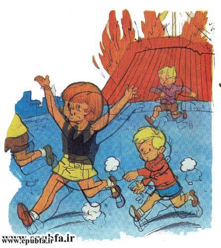 داستان تصویری کودکانه آتش در سیرک برای کودکان ایپابفا (6).jpg