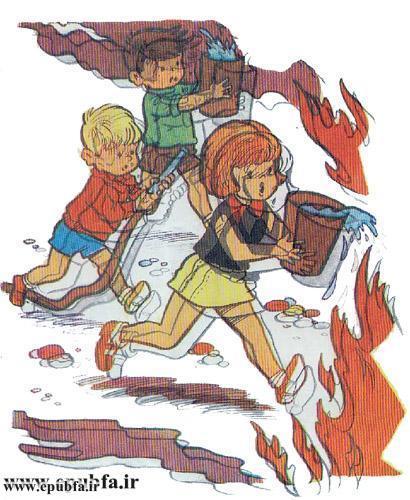 داستان تصویری کودکانه آتش در سیرک برای کودکان ایپابفا (7).jpg