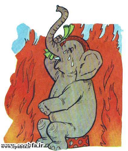داستان تصویری کودکانه آتش در سیرک برای کودکان ایپابفا (8).jpg