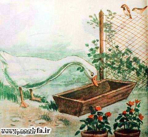 کتاب قصه مصور کودکانه اردک ناقلا برای بچه های ایپابفا (8).jpg