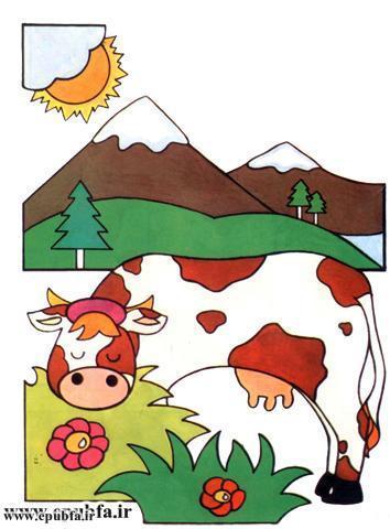 کتاب آموزش تصویری کودکانه از من بپرس از شیر برای کودکان ایپابفا (3).jpg