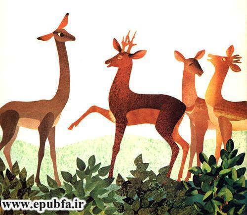 آهوی گردن دراز  -داستان تصویر آهوها برای کودکان و نوجوانان -ایپابفا (6).jpg