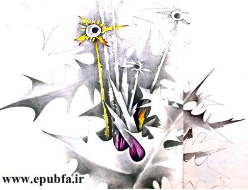 قصه آهو و پرنده ها نوشته نیما یوشیج - کتاب داستان تصویری کودکان و نوجوانان -ایپابفا (7).jpg