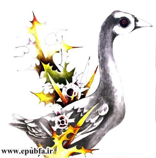 قصه آهو و پرنده ها نوشته نیما یوشیج - کتاب داستان تصویری کودکان و نوجوانان -ایپابفا (9).jpg