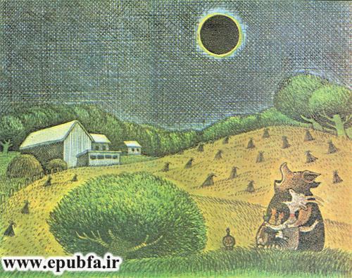 آن کس که نداند-کتاب قصه تصویری حیوانات مزرعه-کتاب قصه مصور کودکان-ایپابفا