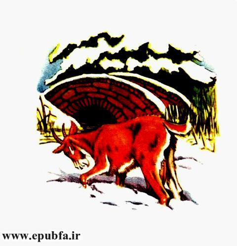 برف در مزرعه توت فرنگی- کتاب قصه تصویری کودکان-ایپابفا -peubfair (3).jpg