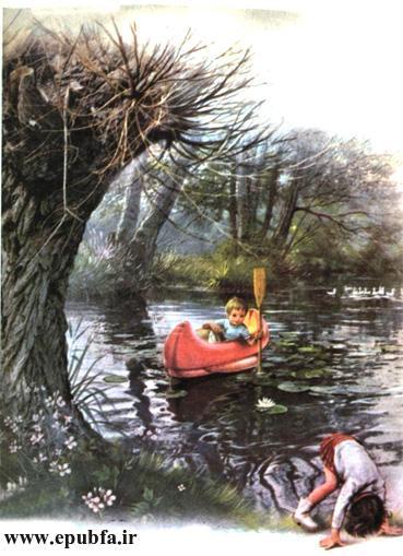 جانی و سوفی در کنار رودخانه-داستان تصویری کودکان-کتاب قصه قدیمی کودکان- ایپابفا (1).jpg