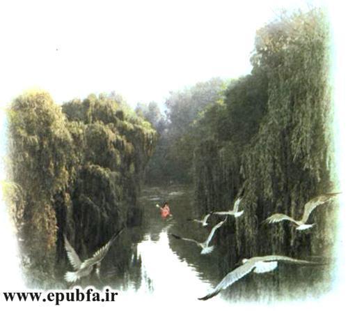 جانی و سوفی در کنار رودخانه-داستان تصویری کودکان-کتاب قصه قدیمی کودکان- ایپابفا (8).jpg