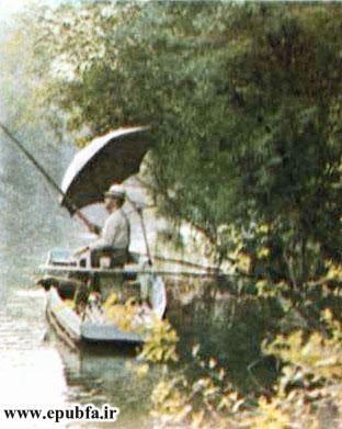 جانی و سوفی در کنار رودخانه-داستان تصویری کودکان-کتاب قصه قدیمی کودکان- ایپابفا (12).jpg