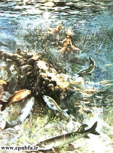 جانی و سوفی در کنار رودخانه-داستان تصویری کودکان-کتاب قصه قدیمی کودکان- ایپابفا (13).jpg