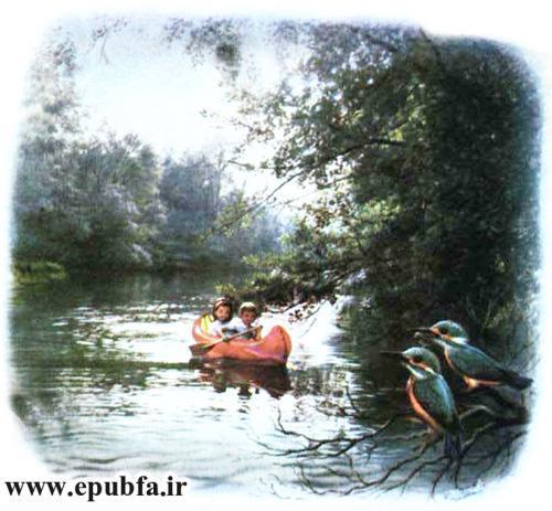 جانی و سوفی در کنار رودخانه-داستان تصویری کودکان-کتاب قصه قدیمی کودکان- ایپابفا (14).jpg