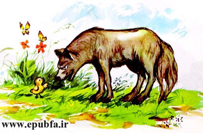 جوجه کوچولو و سیب سرخ-کتاب قصه تصویری کودکان-داستان کودکانه ایپابفا (13).jpg