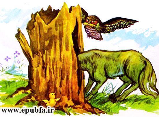 جوجه کوچولو و سیب سرخ-کتاب قصه تصویری کودکان-داستان کودکانه ایپابفا (15).jpg