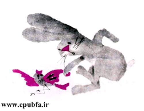 قصه کودکانه داستان دوستان -داستان حیوانات جنگل-ایپابفا سایت قصه و داستان9