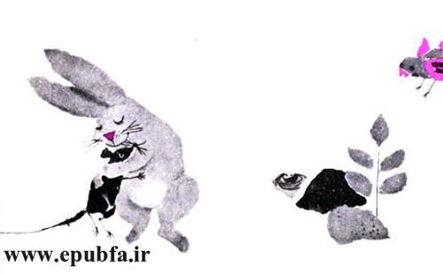 قصه کودکانه داستان دوستان -داستان حیوانات جنگل-ایپابفا سایت قصه و داستان10