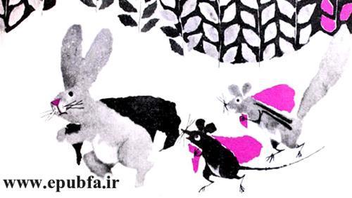 قصه کودکانه داستان دوستان -داستان حیوانات جنگل-ایپابفا سایت قصه و داستان17