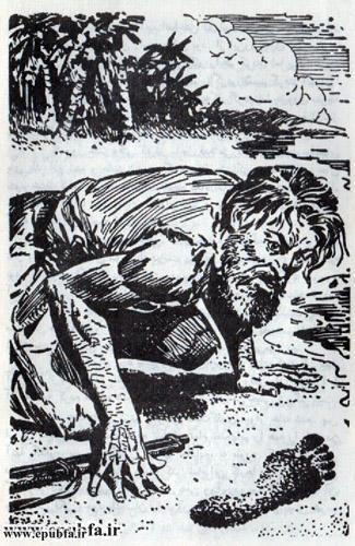 کتاب داستان تصویری رابینسون کروزو در جزیره مجموعه کتابهای طلایی نوجوانان ایپابفا (7).jpg