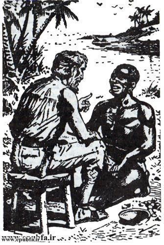کتاب داستان تصویری رابینسون کروزو در جزیره مجموعه کتابهای طلایی نوجوانان ایپابفا (9).jpg