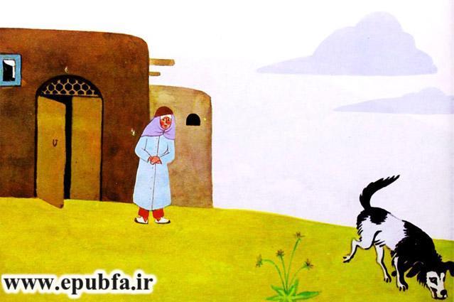قصه کودکانه دختر خیالباف نوشته ازوپ یونانی-قصه تصویری کودکان ایپابفا6