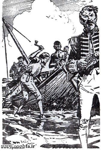 کتاب داستان تصویری رابینسون کروزو در جزیره مجموعه کتابهای طلایی نوجوانان ایپابفا (11).jpg