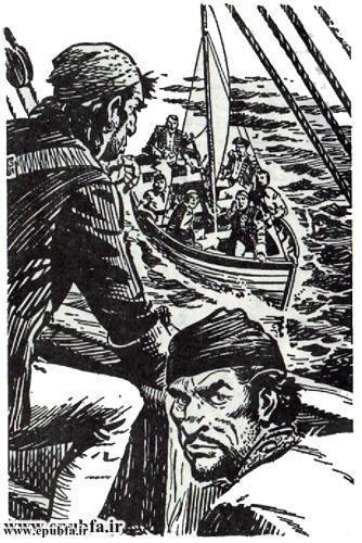 کتاب داستان تصویری رابینسون کروزو در جزیره مجموعه کتابهای طلایی نوجوانان ایپابفا (12).jpg