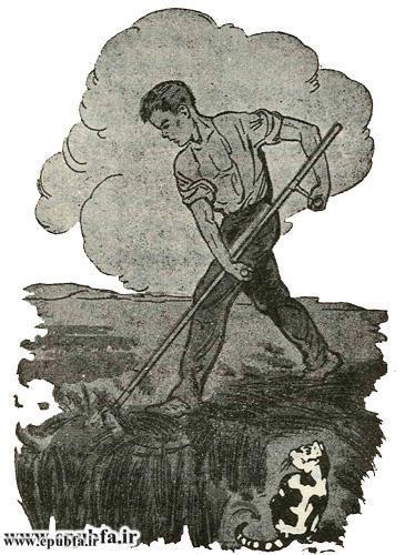 کتاب داستان پری دریایی از مجموعه کتابهای طلائی نوجوانان ایپابفا (13).jpg