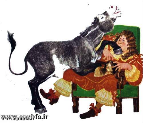 کتاب مصور نوجوانان افسانه های لافونتن آسیابان و پسرش برای نوجوانان ایپابفا (4).jpg
