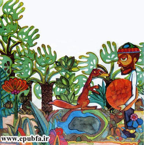 بهترین نان برای مهربان ترین حیوان- کتاب تصویری آموزنده برای کودکان-epubfa-ایپابفا 4