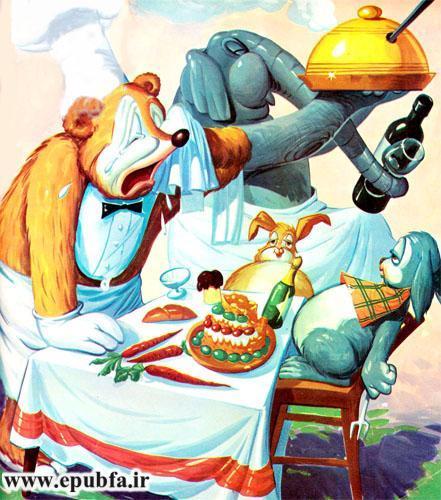 حیوانات در سرزمین شانگریلا-کتاب قصه تصویری کودکان-ایپابفا 6