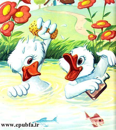 حیوانات در سرزمین شانگریلا-کتاب قصه تصویری کودکان-ایپابفا 11