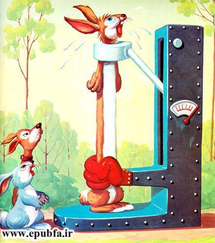 حیوانات در سرزمین شانگریلا-کتاب قصه تصویری کودکان-ایپابفا 12