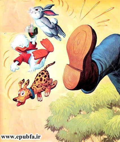 حیوانات در سرزمین شانگریلا-کتاب قصه تصویری کودکان-ایپابفا 14