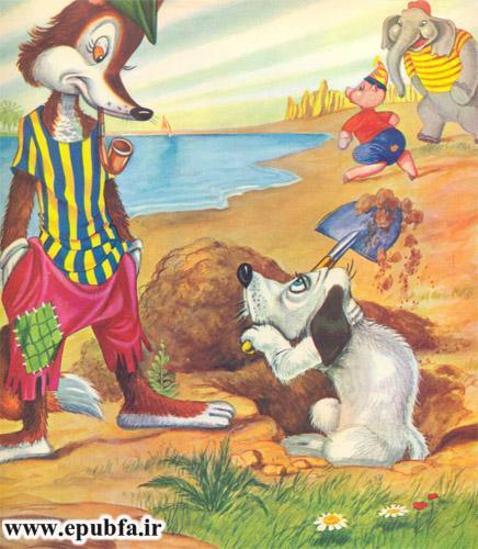 قصه کودکانه: حیوانات در دریا-کتاب قصه کودکانه-ایپابفا قصه و داستان9