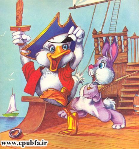 قصه کودکانه: حیوانات در دریا-کتاب قصه کودکانه-ایپابفا قصه و داستان10