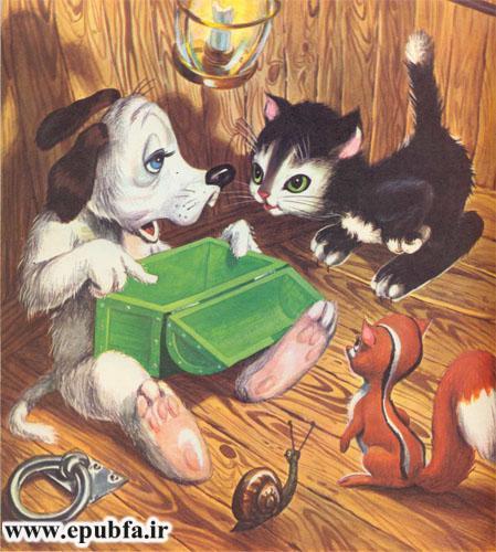 قصه کودکانه: حیوانات در دریا-کتاب قصه کودکانه-ایپابفا قصه و داستان11