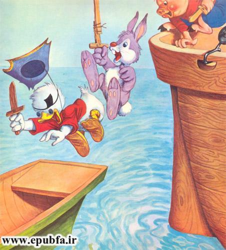 قصه کودکانه: حیوانات در دریا-کتاب قصه کودکانه-ایپابفا قصه و داستان12