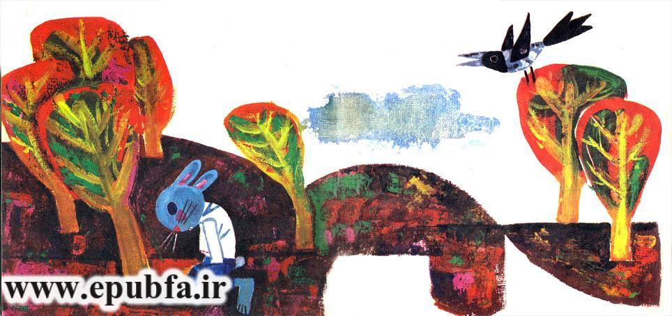 خانهای کوچک درمیان برف-کتاب قصه کودکانه-ایپابفا قصه و داستان2
