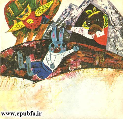 خانهای کوچک درمیان برف-کتاب قصه کودکانه-ایپابفا قصه و داستان9