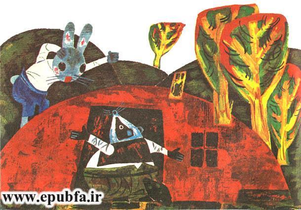 خانهای کوچک درمیان برف-کتاب قصه کودکانه-ایپابفا قصه و داستان10