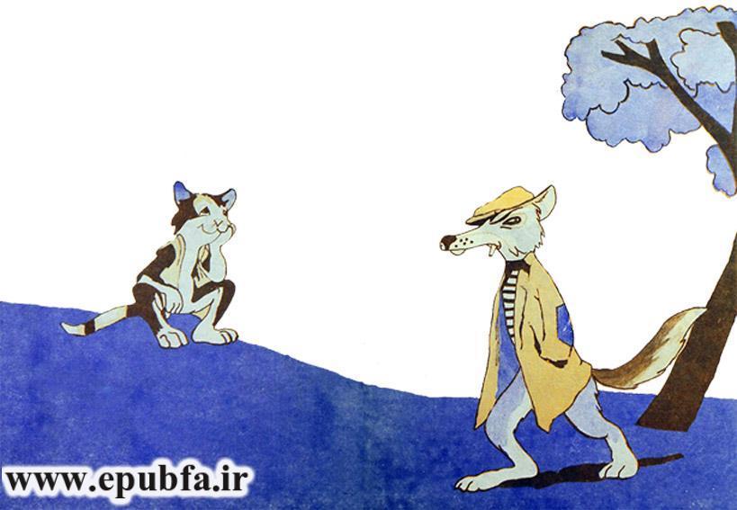 خروس باهوش-کتاب قصه کودکانه-ایپابفا سایت قصه و داستان6