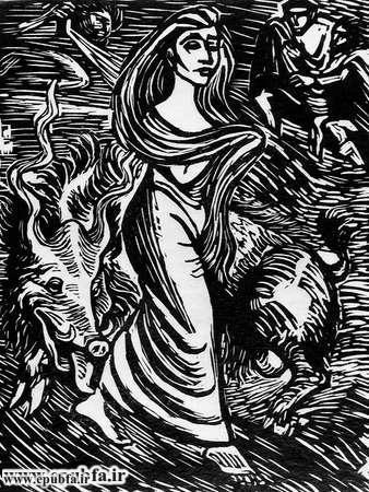 داستان دختر لیلیت یا لیلا دختر ایرانی نوشته آناتول فرانس در ایپابفا