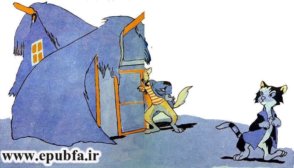 خروس باهوش-کتاب قصه کودکانه-ایپابفا سایت قصه و داستان7